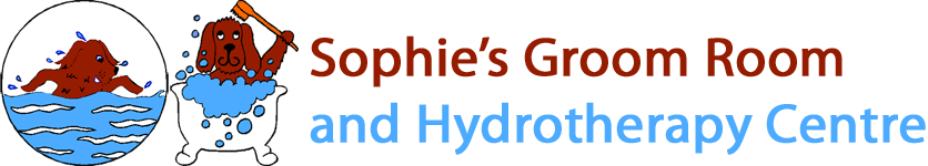 Sophie's Groom Room and Hydrotherapy Centre Logo